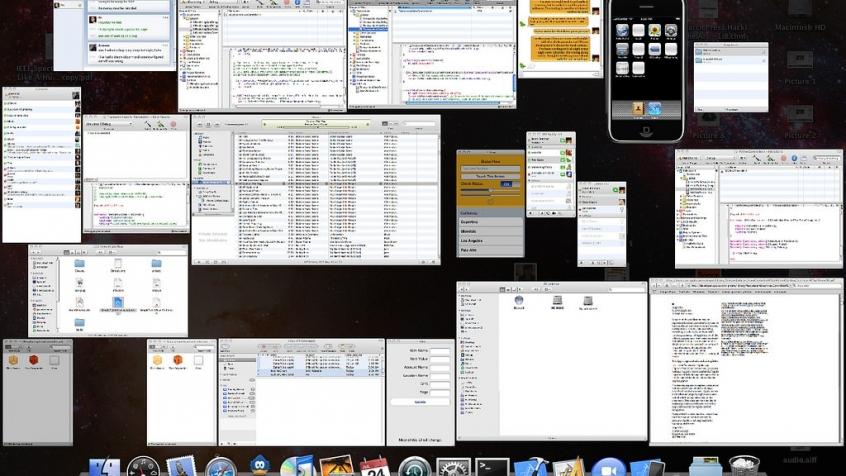 [試] MacのExposéをWindowsで実現! | Switcher、Win7se、Mission Control、その他